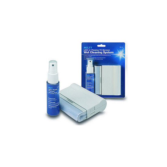 Milty LCD and Plasma TV Wet Cleaning System