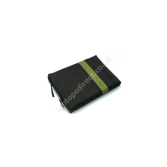 Pakuma Eco Cocoon Slip 13.3 Inch  - Black & Green