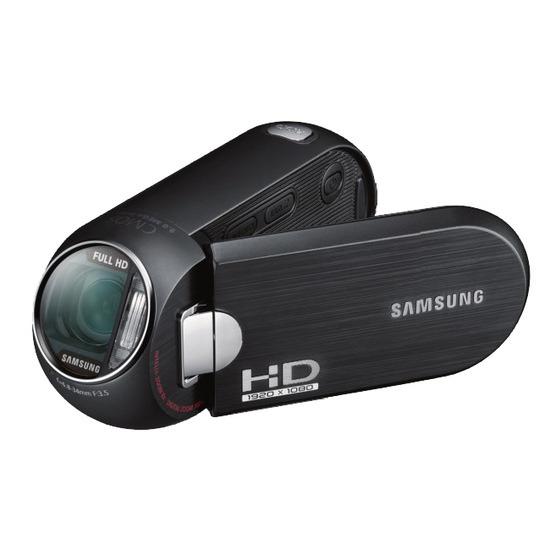 Samsung HMX-R10BP