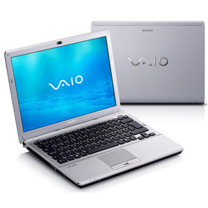 Photo of Sony Vaio VGN-SR39XN Laptop