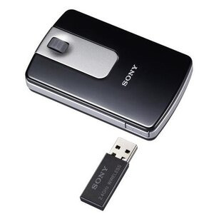 Photo of Sony Wireless Desktop MOuse Computer Mouse