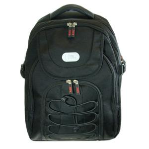 Photo of Swiss Travel  - Montana Backpack Black 16 Inch Laptop Bag
