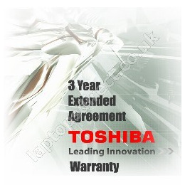 Toshiba extended service agreement - 2 years Reviews