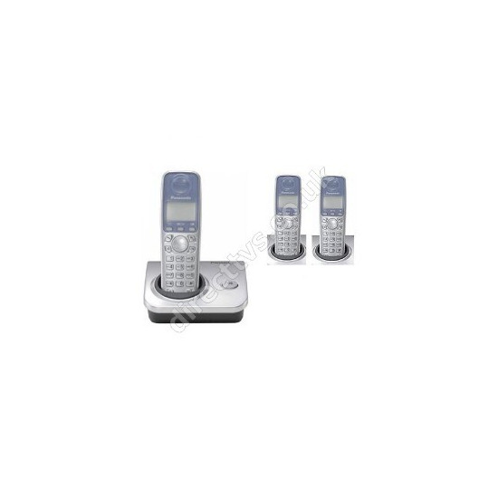 Panasonic DECT Phone With Speaker Phone and 50 name and number phonebook