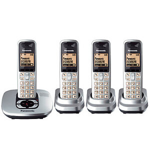 Photo of Panasonic KXTG6424E Landline Phone