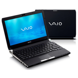 Photo of Sony Vaio VGN-TT21WN/B Laptop