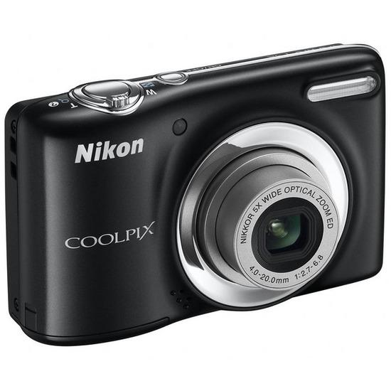 Nikon L25 Digital Camera