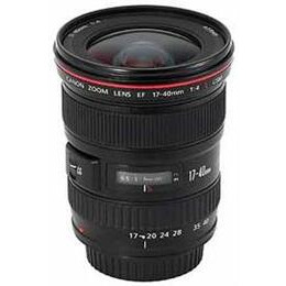 Canon EF 17-40mm F4 L Reviews