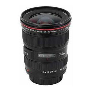 Photo of Canon EF 17-40MM F4 L Lens