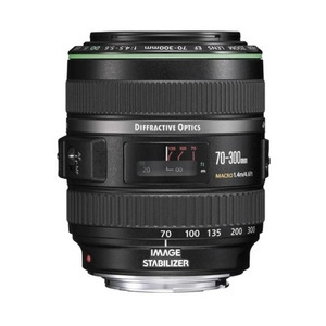 Photo of Canon EF 70-300MM F4.5-5.6 DO IS USM Lens