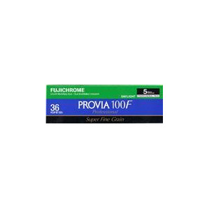 Photo of Provia RDPIII 100F 35MM 36EXP (Pack Of 5) Camera Film