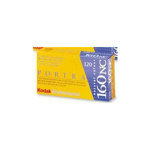 Photo of Portra 160NC 120 Roll Pack Of 5 Camera Film