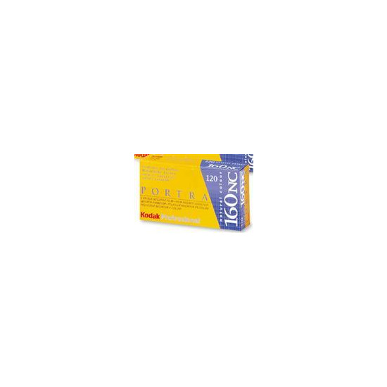Portra 160NC 120 Roll Pack Of 5