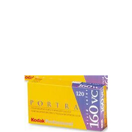 Portra 160VC 120 Roll Pack Of 5 Reviews