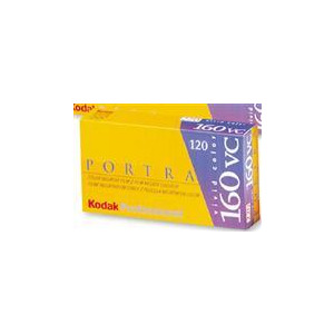 Photo of Portra 160VC 120 Roll Pack Of 5 Camera Film