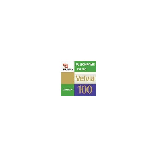 Velvia 100 35mm 36 Exposures
