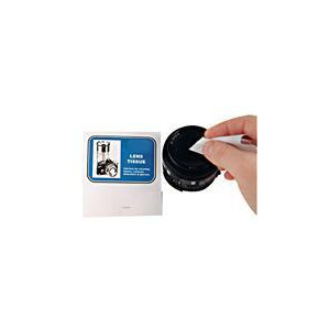Photo of Lens Cleaning Tissues (Pack Of 100) Cleaning Accessory