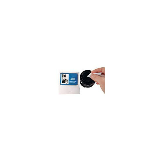 Lens Cleaning Tissues (Pack Of 100)