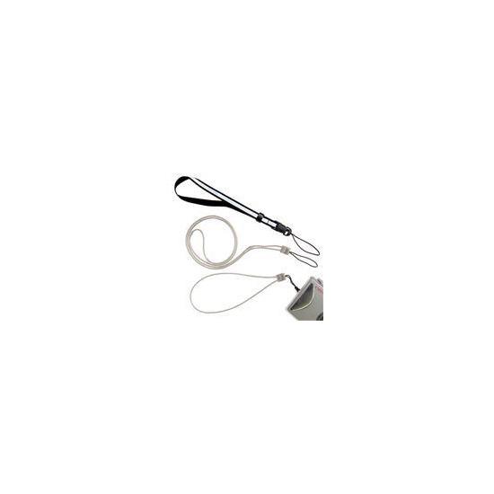 Compact Camera Wrist Strap - Metal