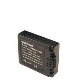 Jessops DMC FZ10 680MAH Lithium Ion Battery Reviews