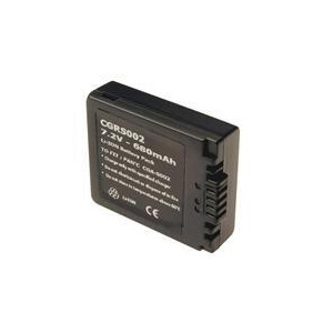 Photo of Jessops DMC FZ10 680MAH Lithium Ion Battery Camera and Camcorder Battery