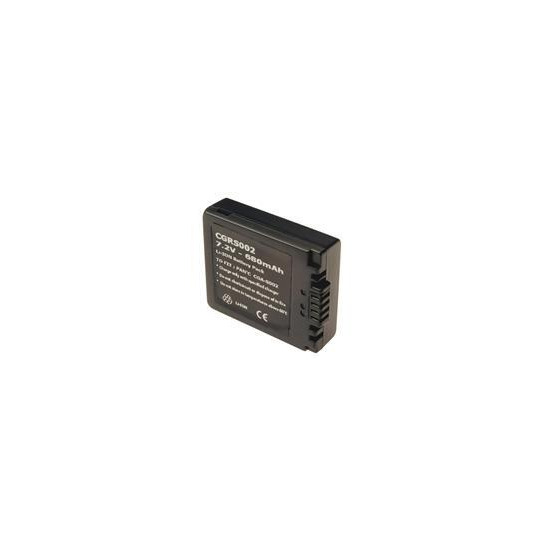 Jessops DMC FZ10 680MAH Lithium Ion Battery