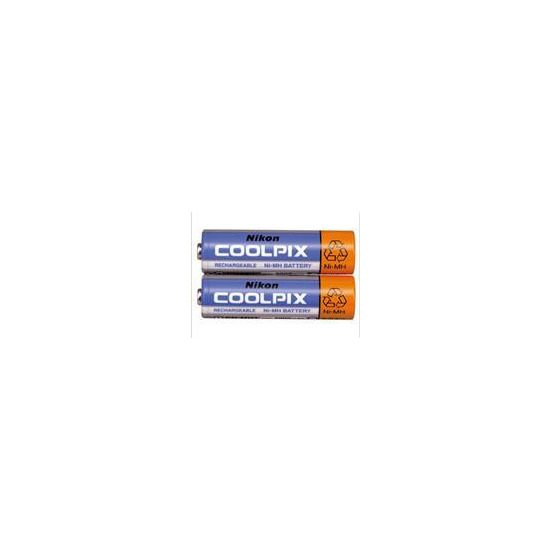 Nikon En MH1 Battery For Coolpix 2100 3100 Pack Of 2