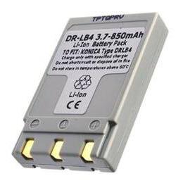 DR-LB4 LI-ION Battery For Konica Reviews