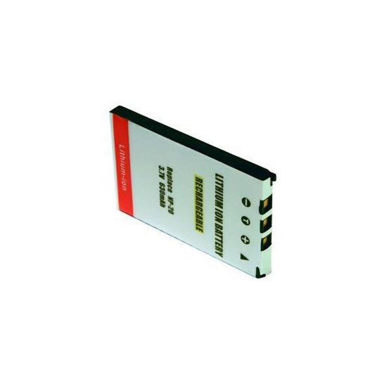 Digital Battery HL-CS20 LITHIUM-ION For Casio