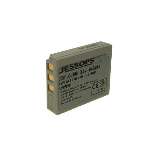 LI-30B Digital Battery For Olympus Mju Mini