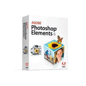Photo of Adobe Photoshop Elements V6 Upgrade PC Software