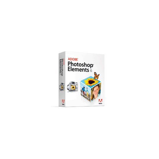 Adobe Photoshop Elements V6 Upgrade PC