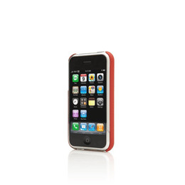 GrooveShield Form iPhone 3G Red