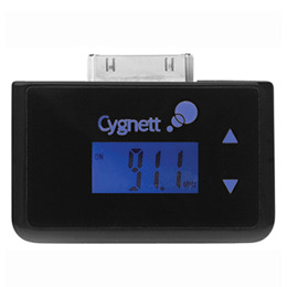 Cygnett Groove Safari FM Transmitter with Charger