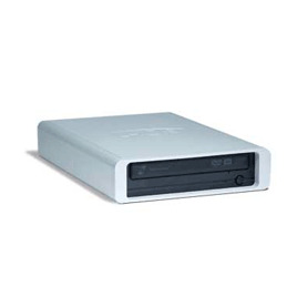 LaCie d2 LightScribe 22x 8.5GB DVD-RW FW/USB PC/Mac Reviews