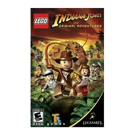 Lego Indiana Jones - The Original Adventures (Mac)