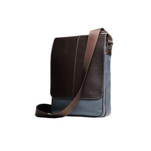 "Photo of Knomo Stirling 13"" Messenger Bag - Brown Laptop Bag"