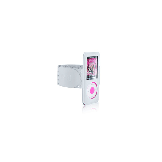 iPod Nano 4G Armband Grey