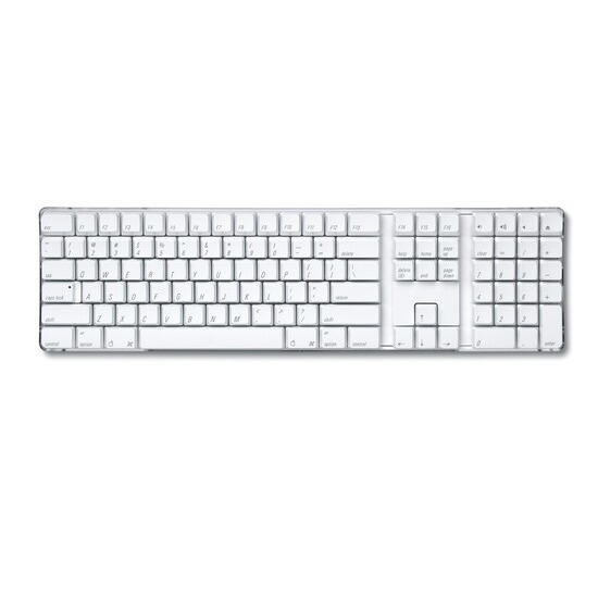 Apple Keyboard UK MB869B/A