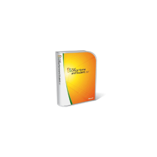Microsoft Office Home & Student 2007 (CD) PC