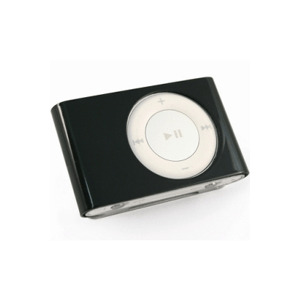 Photo of Metal Sleeve Black 2G iPod Shuffle Case iPod Accessory