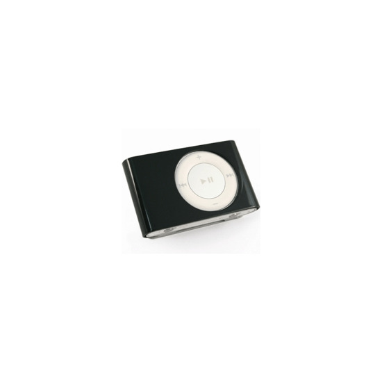 Metal Sleeve Black 2G iPod Shuffle Case