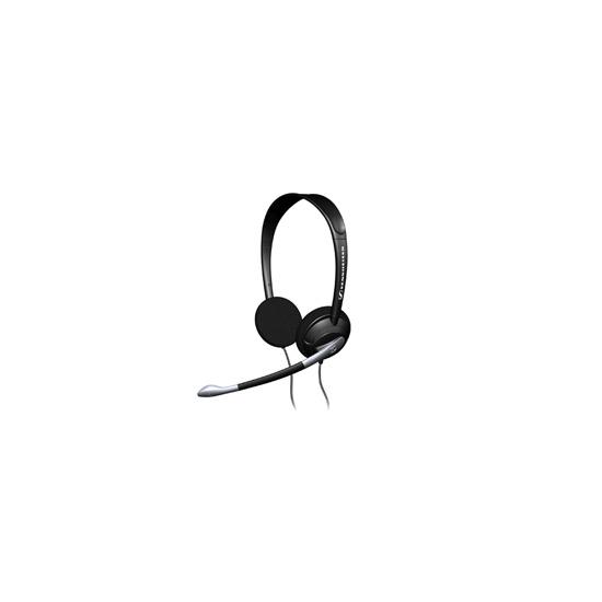 "PC30 Skype Stereo Headset & Mic 3.5"""