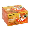 Photo of Sony MINIDV Premium 5 Pack Tape