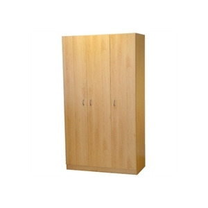 Photo of San Marino 3 Door Wardrobe Beech Furniture