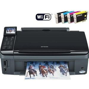 Photo of Epson Stylus SX515W Printer
