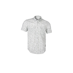 Photo of Peter Werth Green Printed Shirt Shirt