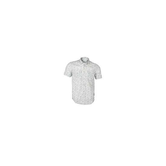 Peter Werth Green Printed Shirt