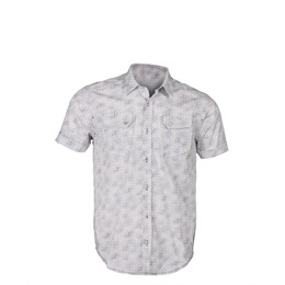 Peter Werth Blue Printed Shirt Reviews