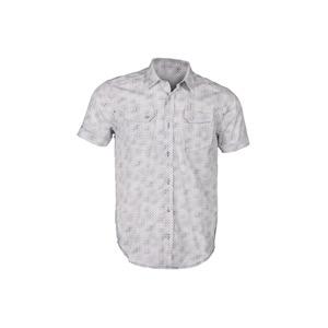 Photo of Peter Werth Blue Printed Shirt Shirt